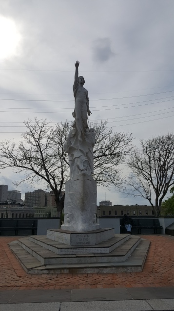 Monument to the Immigrant